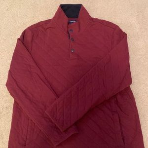 Men's Quilted shirt/jacket